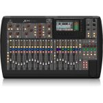 Behringer X32, 32 Channel Digital Mixer, for live and recording.