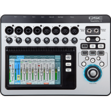 QSC TouchMix-8, 12 channel Touchscreen digital mixer with Remote control, fig. 1