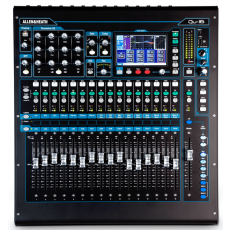 Allen & Heath Qu16C Digital Mixer Chrome Edition, fig. 1
