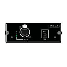 Soundcraft MADI-USB CardCombo Module, fig. 1