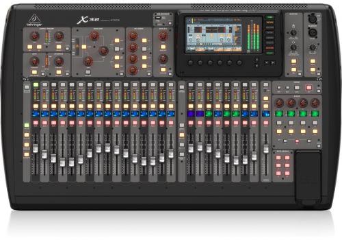 Behringer X32-TP Digital Mixer With Road Case, fig. 2