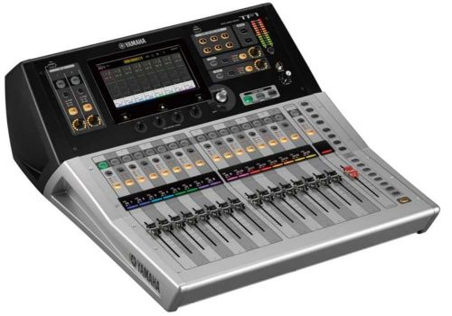 Yamaha TF1, 16 Channel Digital Mixer, with 16 Outs, fig. 3