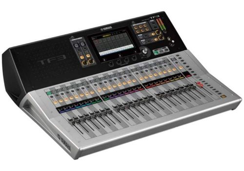 Yamaha TF3, 24 Channel Digital Mixer, with 16 Outs, fig. 3