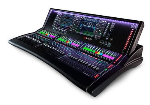 Allen & Heath dLive S7000 Control Surface for dLive Mix Rack, fig. 2