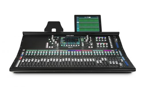 Allen & heath SQ-7 48 Channel  Digital Mixer, fig. 2