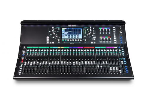 Allen & heath SQ-7 48 Channel  Digital Mixer, fig. 5