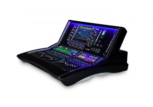 Allen & Heath dLive S3000  Control Surface for dLive Mix Rack, fig. 3