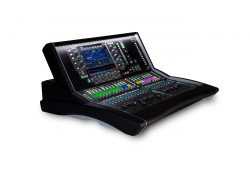 Allen & Heath dLive S3000  Control Surface for dLive Mix Rack, fig. 4