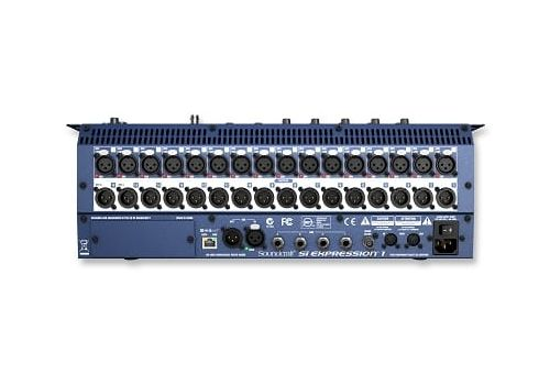 Soundcraft SI Expression I, 16 Channels Digital Mixing Console, fig. 3