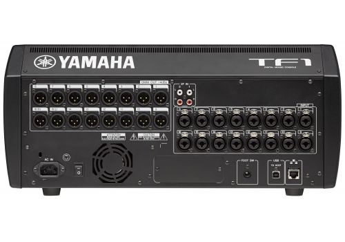 Yamaha TF1, 16 Channel Digital Mixer, with 16 Outs