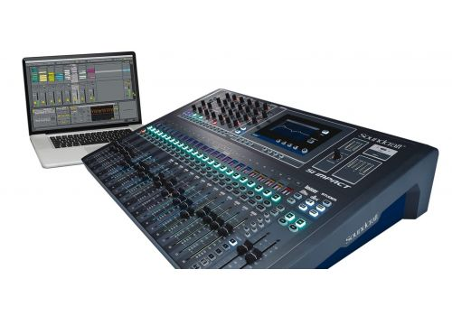 Soundcraft SI Impact Digital Mixer Console, fig. 2
