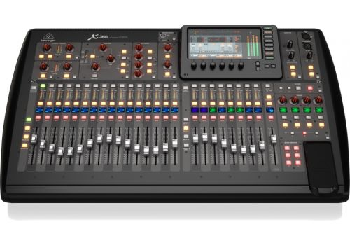 Behringer X32-TP Digital Mixer With Road Case, fig. 5