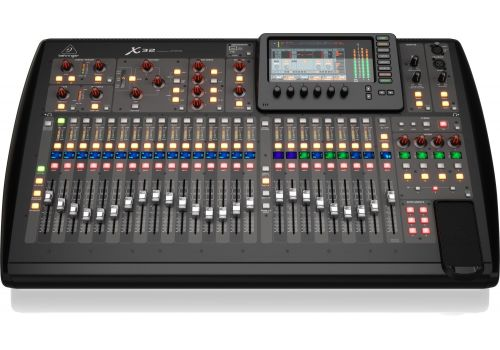 Behringer X32 Digital Mixer for live and recording, fig. 4