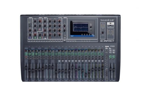 Soundcraft SI Impact Digital Mixer Console, fig. 4