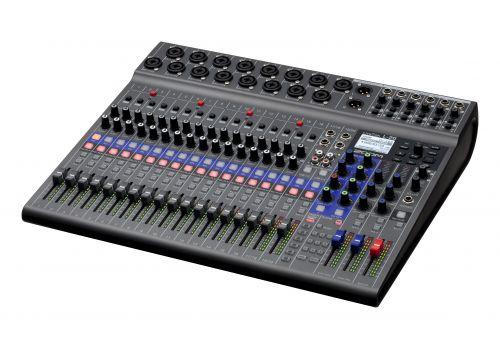 Zoom LiveTrack-20  More Than A Digital Mixer